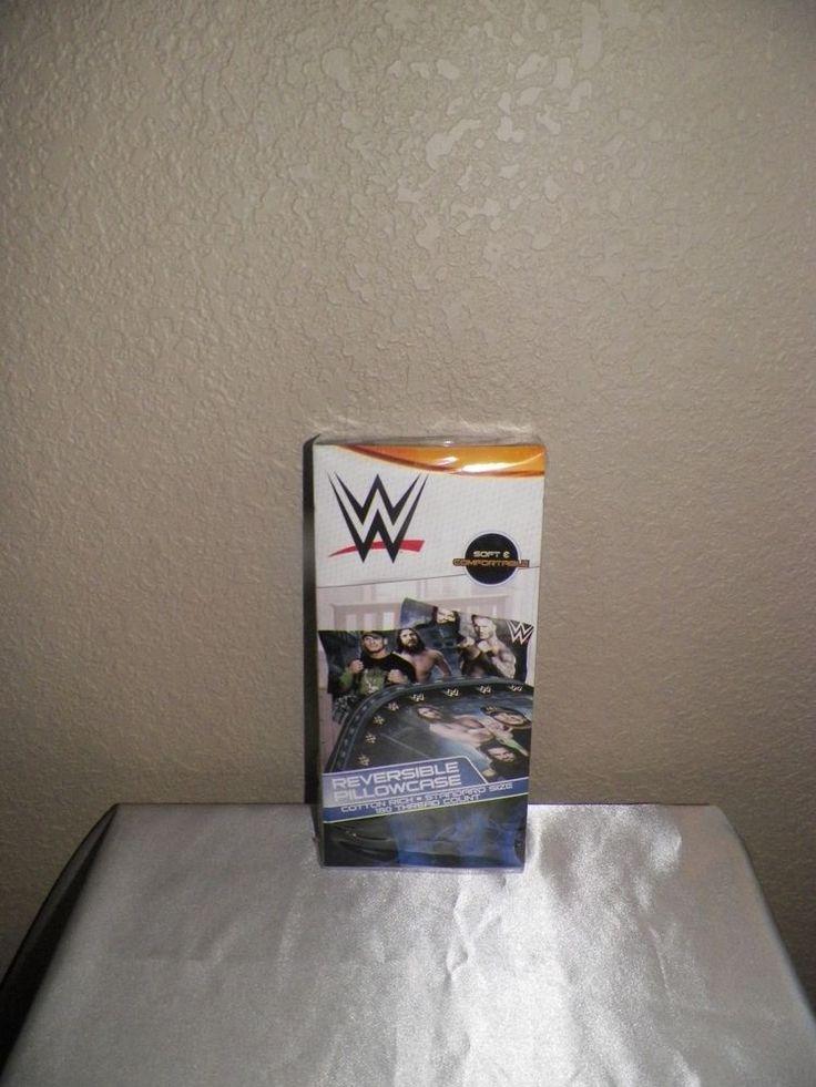 WWE WWF  Pillow Case Home Decor #WWE