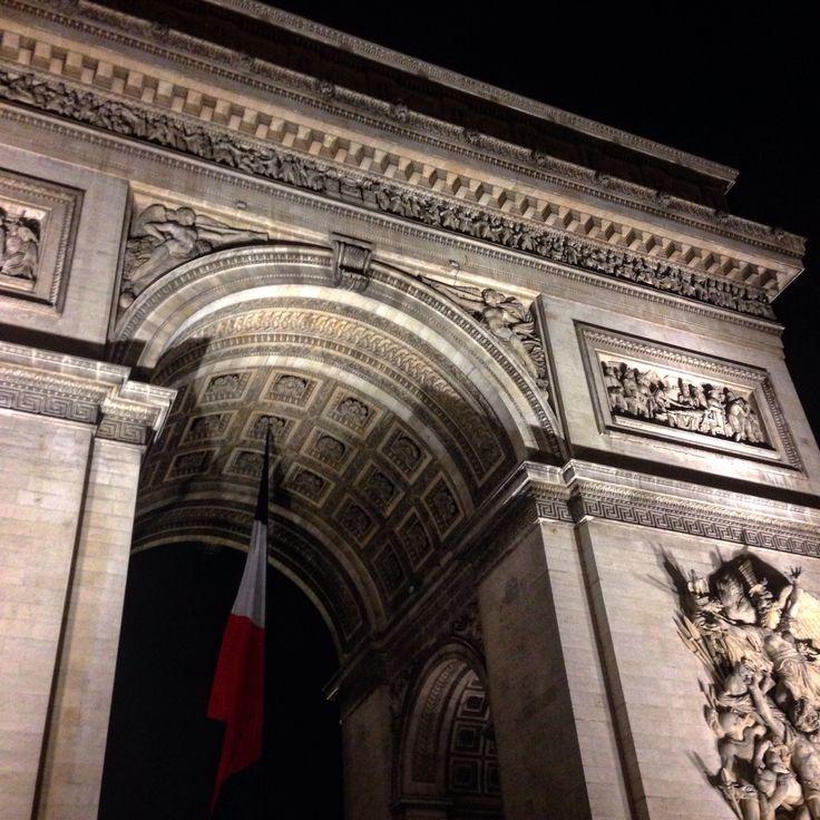Paris, August 2017.