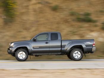 TRD Toyota Tacoma Access Cab Off-Road Edition '2005–12