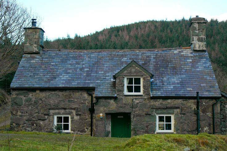 Tyn Y Simmde Coed Y Brenin Holiday Cottage