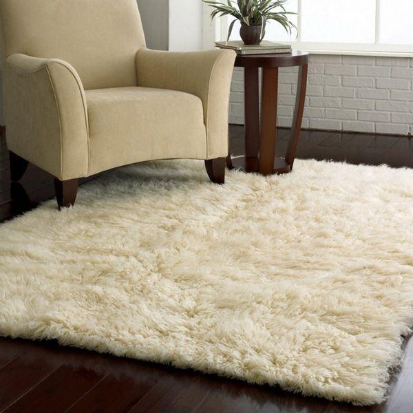 white fluffy carpet. Fluffy Rug Modern Large White Home Design Ideas Carpet E