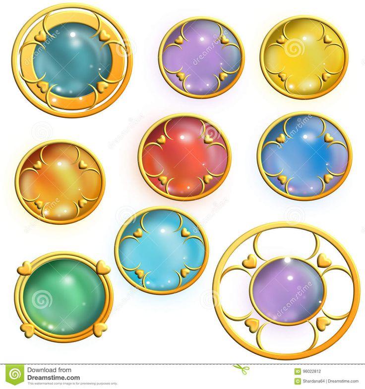 Tasti Illustrazione di Stock - Immagine: 96022812