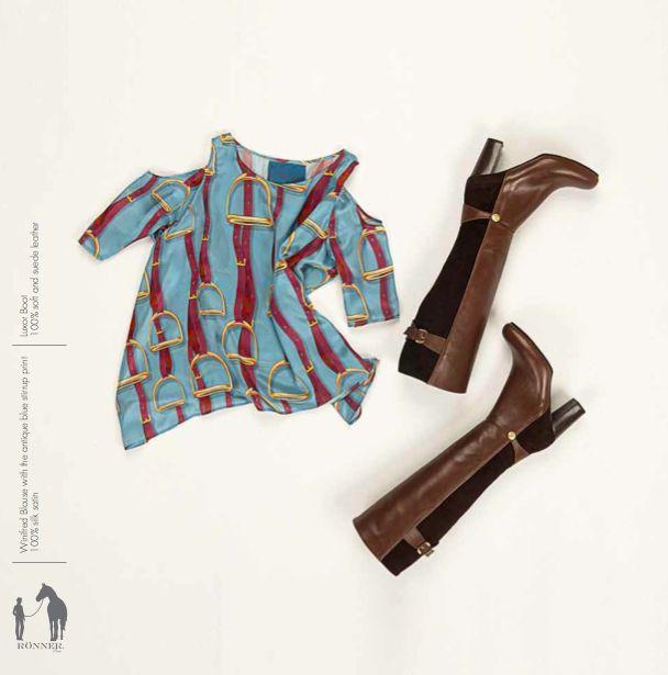 Winifrid blouse, Rönner