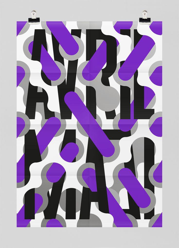 Studio Feixen – Playful identity for The Wanderlust cultural center, Paris