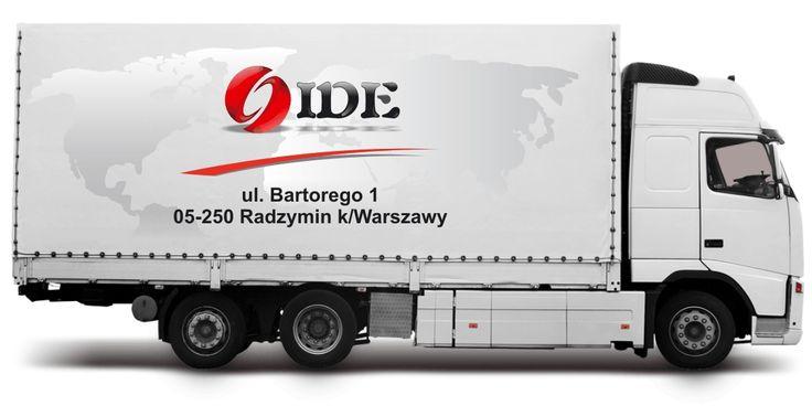 Drodzy Klienci Mamy przyjemność poinformować Państwa iż z dniem 1 lutego 2015 - firma SIDE zmienia swoją siedzibę. Nowy adres to: ul. Batorego 1, 05-250 Radzymin k/Warszawy
