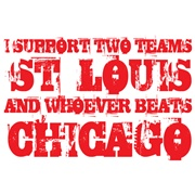 YUP! Lets go BLUES!!!! (Wish that wasn't in red lol)