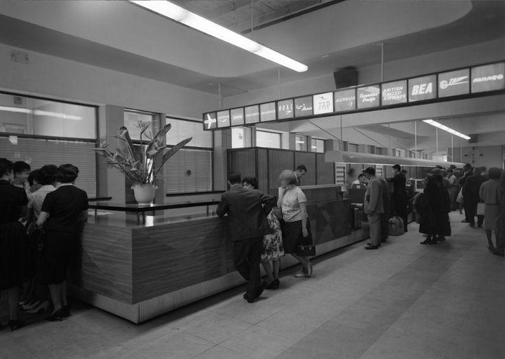 Aeroporto da Portela, 1942