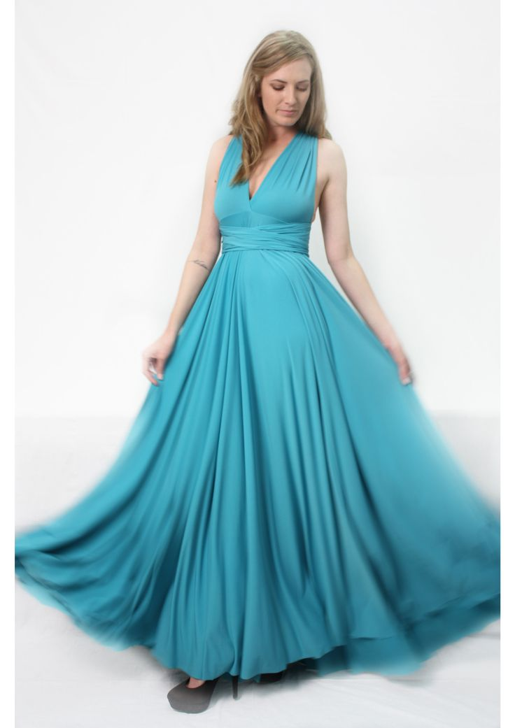 Evening length Infinity dress R899.00  http://infinity-dress.co.za/infinity-dress-south-africa/Infinity-Dress-evening-length