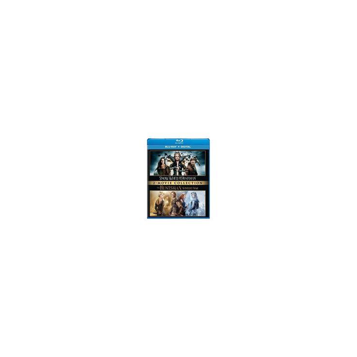 Snow White & The Huntsman/Huntsmam:Wi (Blu-ray)