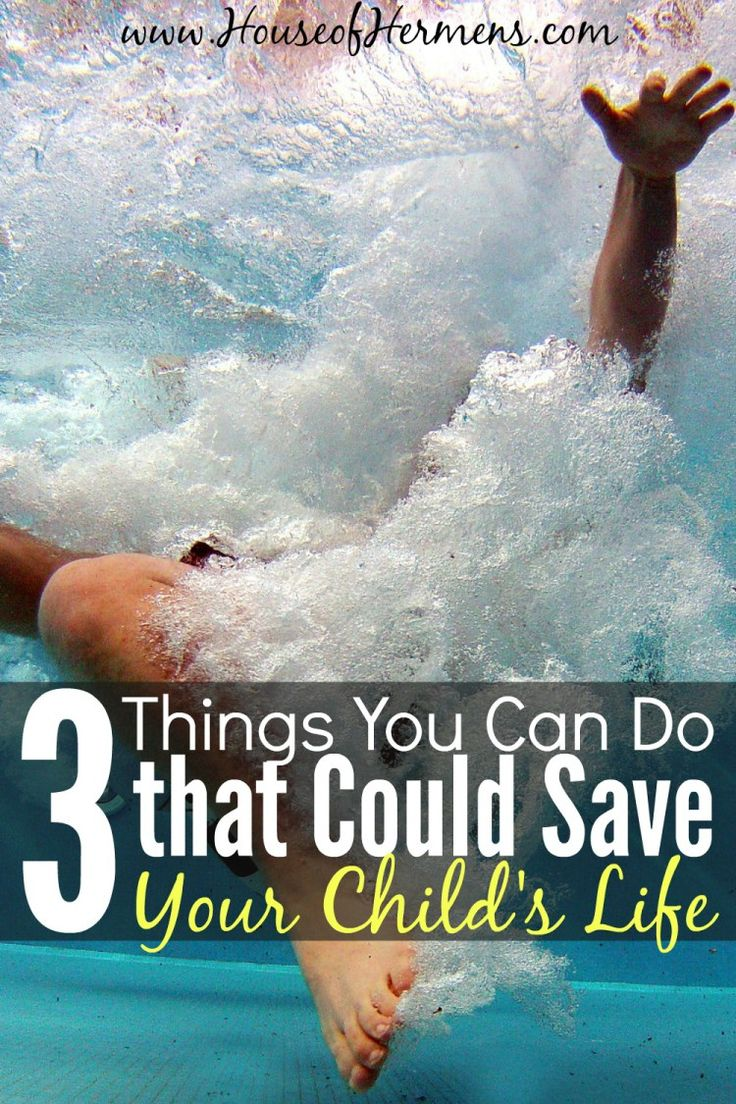 There are 3 great things you can do now that could save your child's life later. Being prepared for when an emergency happens can make all the difference in the world! Every new (and not-so-new) parent needs to read this!