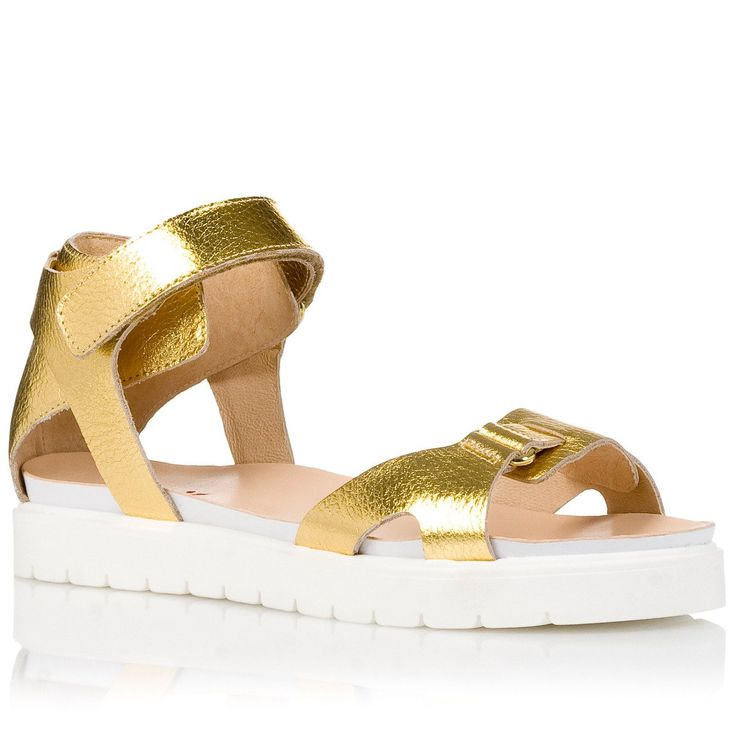 Nak flat sandal SS15 | Shop online: www.nak.gr