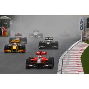 Cursele de Formula 1 in Europa - sezon 2016