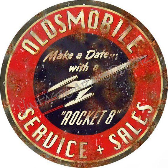 Oldsmobile Rocket 8