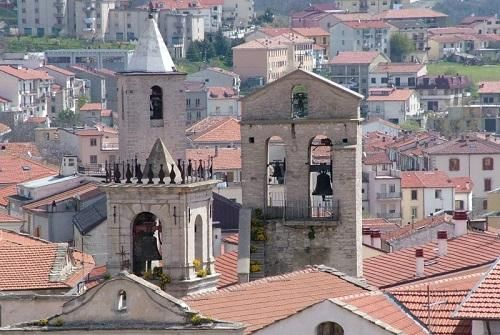 Agnone is located in Molise