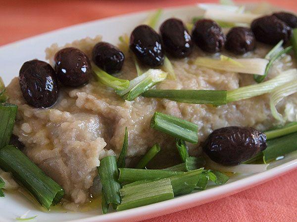 Νηστίσιμη Κρητική Συνταγή: Φάβα από κουκιά (κουκόφαβα) http://mantinad.es/23Zw9Yq #crete