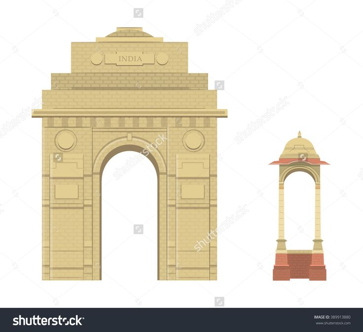 India Gate in New Delhi india, isolated, flag, gate, state, national, green, white, travel, day, new, vector, culture, landmark, symbol, graphic, asia, building, abstract, nation, illustration, decorative, heritage, indian, design, architecture, color, patriotic, independence, country, tourism, art, patriotism, delhi, beautiful, honor, monument, asian, august, 15