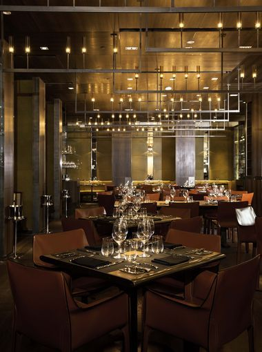 restaurant bar lighting. marina bay sands resort singapore by moshe safdie architects wolfgang puck restaurant bar lighting i