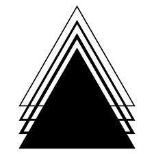 geometric tattoo minimalist - Google keresés