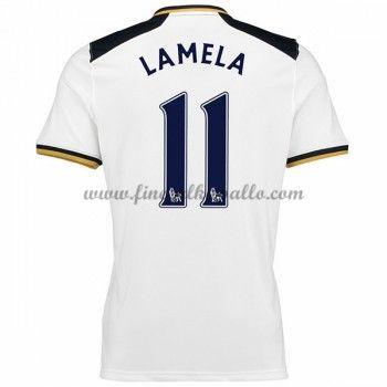 Jalkapallo Pelipaidat Tottenham Hotspurs 2016-17 Lamela 11 Kotipaita