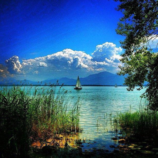 Lac Chiemsee en Bavière - http://www.destination-baviere.fr