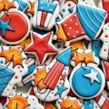 Fourth of July Firecracker Cookies_SweetSugarBelle