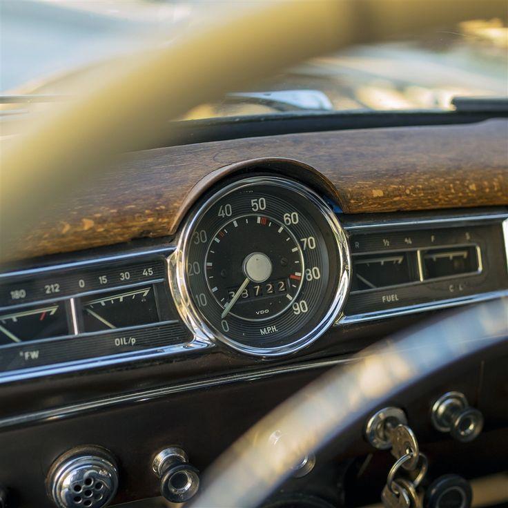 Driver Seat Car Vintage Bokeh Retina IPad Air Wallpaper