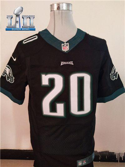 NEW Philadelphia Eagles #20 Brian Dawkins Black Super Bowl LII Alternate NFL New Elite Jersey #EaglesDraft #FlyEaglesFly #NFLDraft #Eagles #Googlejerseys #Luckyjerseys #Loongjerseys #Wholesalejerseys