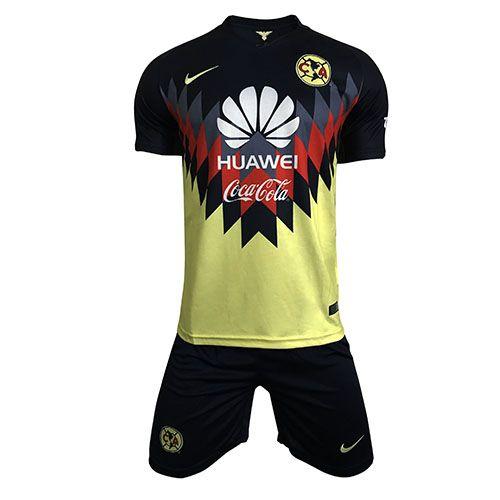 Camiseta Club America Primera 2017 2018  e77bc36aa546f