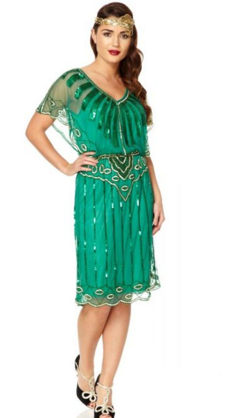 15 best Gatsby Dresses?? images on Pinterest | Gatsby dress, Bridal ...