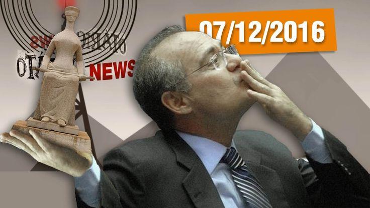 Vitória de Renan, Moro ❤ Aécio, Panfletagem PTista e Separação de Kardas...
