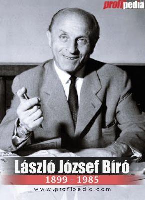 Profil dan Biografi Laszlo Biro Tokoh Penemu Ballpoint (Pulpen)