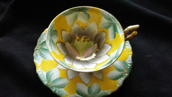 Check out this item in my Etsy shop https://www.etsy.com/ca/listing/398292745/trimont-china-bone-china-tea-cup-and