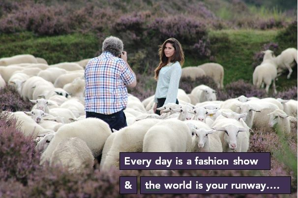 Fotoshoot Thamani Fashion