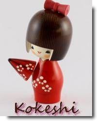 Kokeshi dolls, as bonecas tradicionais japonesas   Curiosidades do Japão