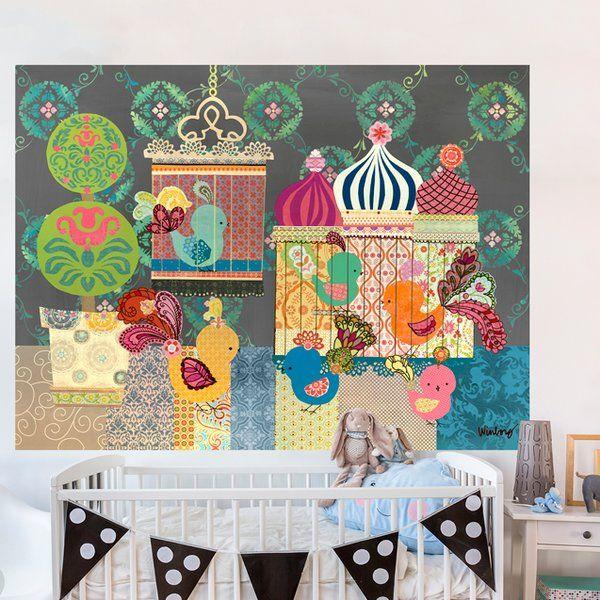 25 Best Ideas About Nursery Collage On Pinterest