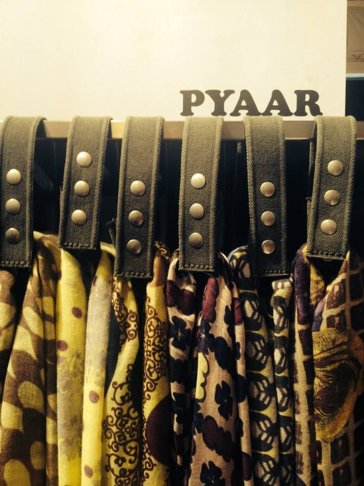 #PyaarScarves