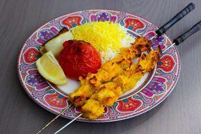 KEBAB- Mina bästa recept på kebab och goda tillbehör - ZEINAS KITCHEN