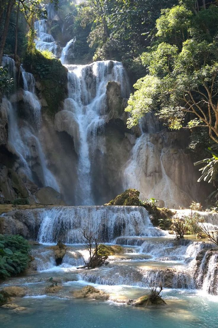 Laos is an incredibly beautiful and diverse country that many travelers to Southeast Asia skip on their tour of the region. Here are 20 photos to inspire you to visit Laos on your next trip!: