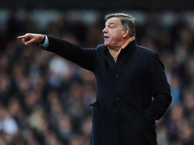 Sam Allardyce looking forward to Bolton Wanderers return