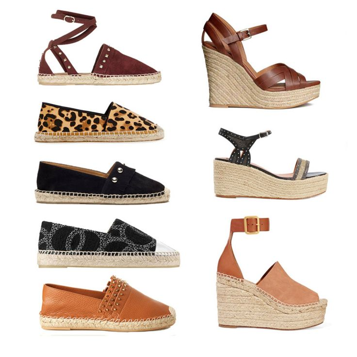 Elle réapparaît chaque année avec les beaux jours. L'espadrille est la chaussure du cool par excellence ! Longtemps portée en toile à petit prix, on l'adore désormais en version tendance et/ou luxe. En velours, pailletée, bicolore, en cuir, avec des cristaux même, l'espadrille se veut dans le coup, incontournable pour l'été. Voici notre sélection !