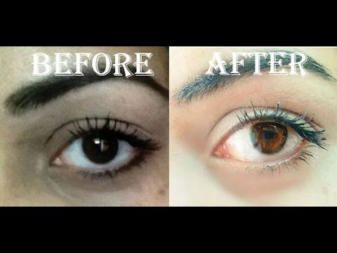 Homemade Eye Brightening Serum / Dark Circle Removing Serum - YouTube