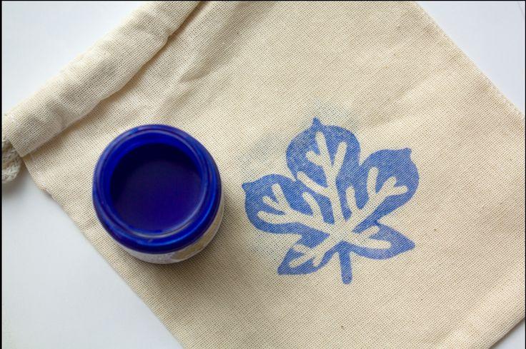 Textilky - zdobení textilu bez chemie, bez zažehlování jednoduše s přírodními barvami