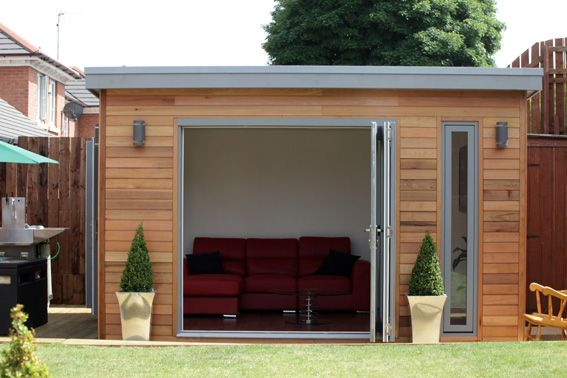 Garden Offices and Studios by Decorated Shed