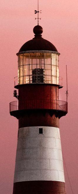 Faro de Punta Mogotes de Mar del Plata. Argentina Lighthouse