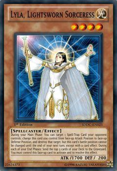 Lyla, Lightsworn Sorceress by kienctn15