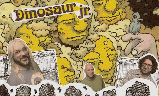 An introduction to Dinosaur Jr. in 10 records