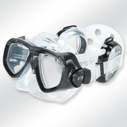 Oceanic Pro Ear Tauchmaske - leichter Druckausgleich - kleines Volumen Art.-Nr.: 27843