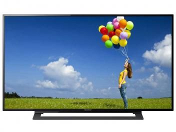 "TV LED 40"" Sony KDL-40R355B Full HD - Conversor Integrado 2 HDMI 1 USB"