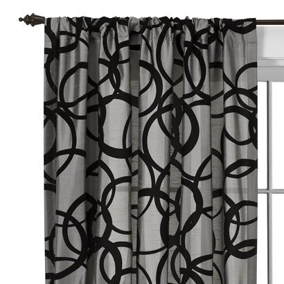 Kitchen Curtains black and silver kitchen curtains : 17 Best ideas about Black And Silver Curtains on Pinterest ...