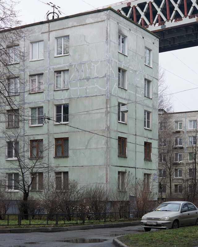 Строительствами дороги в Санкт-Петербурге